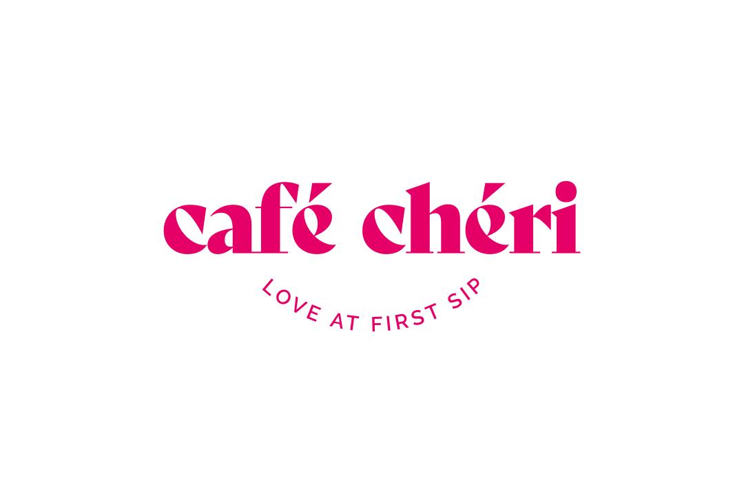ArnoStudio Portfolio : Café Chéri - Coffee Shop Logo