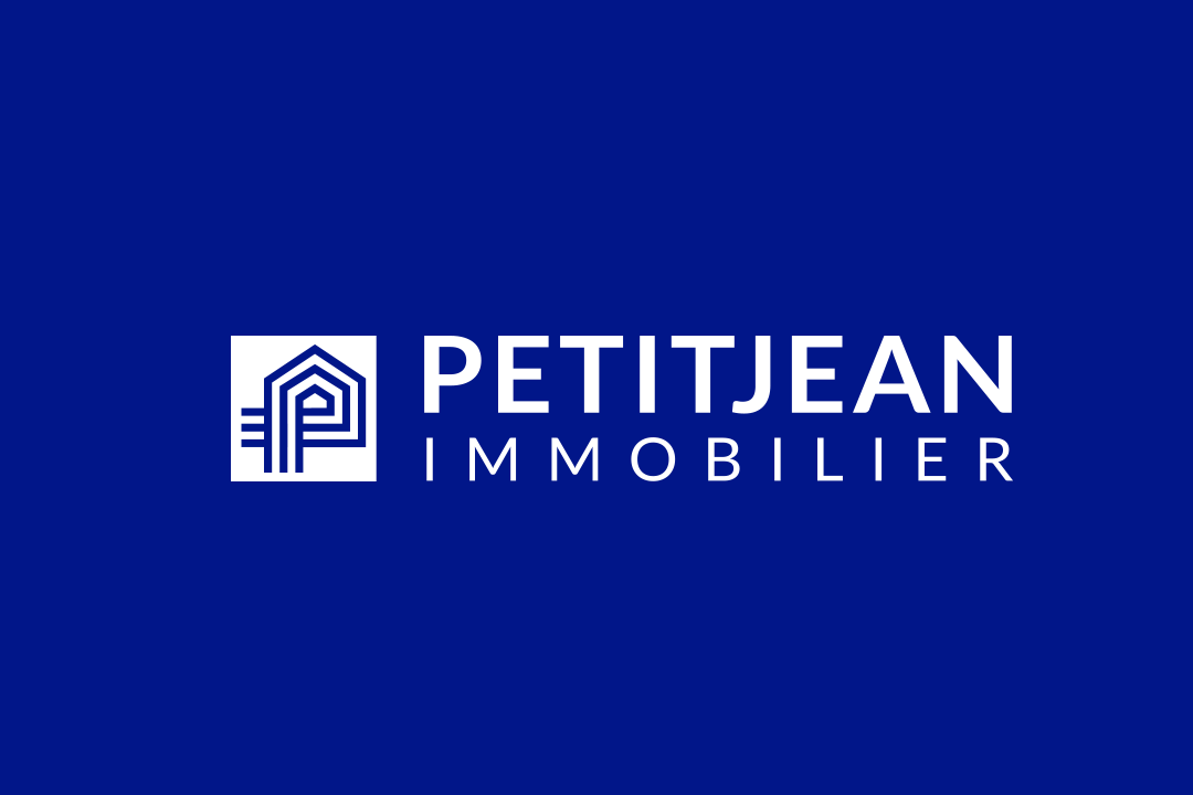 ArnoStudio Portfolio - Petitjean Real estate agency logo